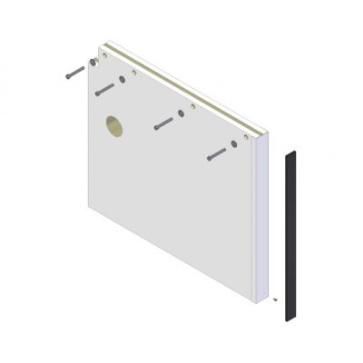 PANEL LATERAL FRIGO VZ 2.0