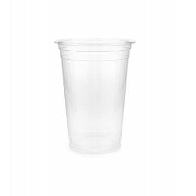 Translucent plastic cup 180 ml (box of 3000 units)