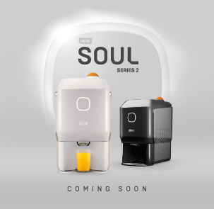 New Soul Series 2. The world of juice will never be the same again.